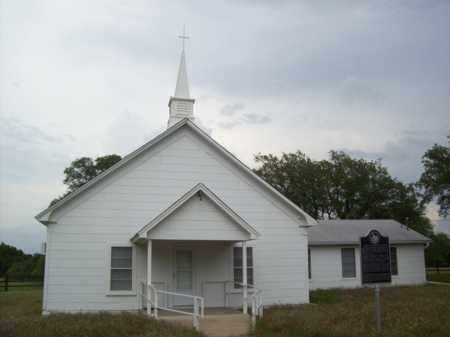 *CHURCH,  - Somervell County, Texas    *CHURCH - Texas Gravestone Photos