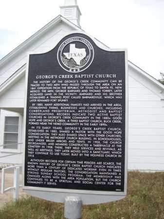 *HISTORICAL MARKER,  - Somervell County, Texas    *HISTORICAL MARKER - Texas Gravestone Photos