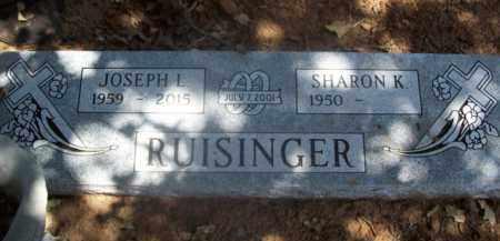 RUISINGER, JOSEPH L. - Somervell County, Texas   JOSEPH L. RUISINGER - Texas Gravestone Photos
