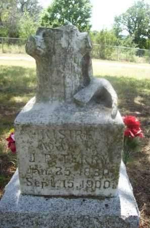 TERRY, KISIRE - Somervell County, Texas | KISIRE TERRY - Texas Gravestone Photos