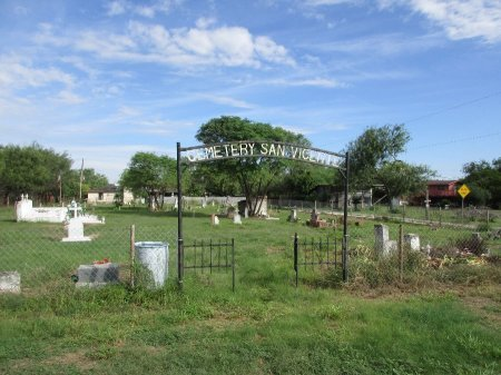 *SAN VICENTE VIEW,  - Starr County, Texas    *SAN VICENTE VIEW - Texas Gravestone Photos