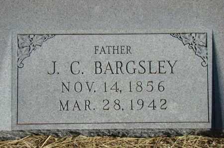 BARGSLEY, J C - Stephens County, Texas   J C BARGSLEY - Texas Gravestone Photos