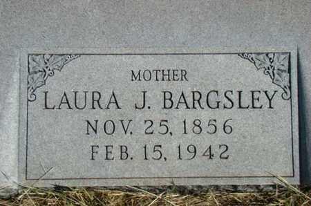 RIDENHOUR BARGSLEY, LAURA J - Stephens County, Texas | LAURA J RIDENHOUR BARGSLEY - Texas Gravestone Photos