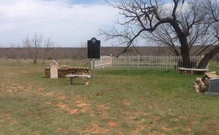 *CEMETERY VIEW,  - Stephens County, Texas |  *CEMETERY VIEW - Texas Gravestone Photos