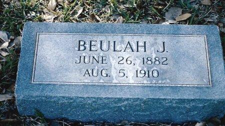 ALLISON, BEULAH J. - Sutton County, Texas   BEULAH J. ALLISON - Texas Gravestone Photos
