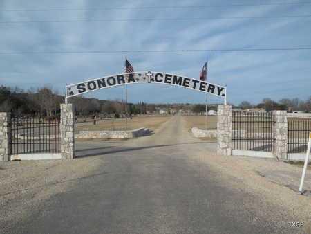 *ENTRANCE,  - Sutton County, Texas    *ENTRANCE - Texas Gravestone Photos