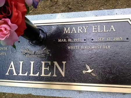 ALLEN, MARY - Tarrant County, Texas | MARY ALLEN - Texas Gravestone Photos