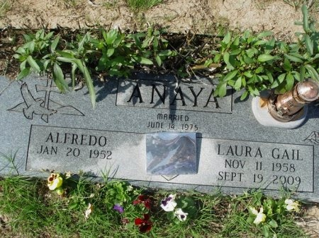ANAYA, LAURA GAIL - Tarrant County, Texas | LAURA GAIL ANAYA - Texas Gravestone Photos