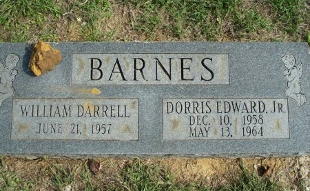 BARNES, WILLIAM DARRELL - Tarrant County, Texas | WILLIAM DARRELL BARNES - Texas Gravestone Photos