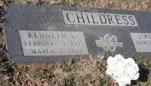"CHILDRESS, KENNETH LEE ""CHUCK"" - Tarrant County, Texas | KENNETH LEE ""CHUCK"" CHILDRESS - Texas Gravestone Photos"