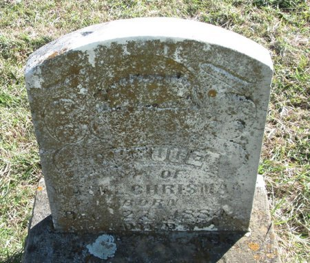 CHRISMAN, E BRUCE - Tarrant County, Texas | E BRUCE CHRISMAN - Texas Gravestone Photos