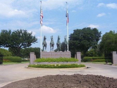 *ENTRANCE,  - Tarrant County, Texas |  *ENTRANCE - Texas Gravestone Photos