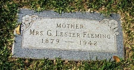 FLEMING, ALICE MAE - Tarrant County, Texas | ALICE MAE FLEMING - Texas Gravestone Photos