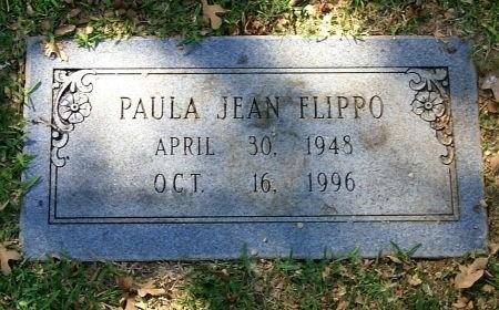 FLIPPO, PAULA JEAN - Tarrant County, Texas | PAULA JEAN FLIPPO - Texas Gravestone Photos