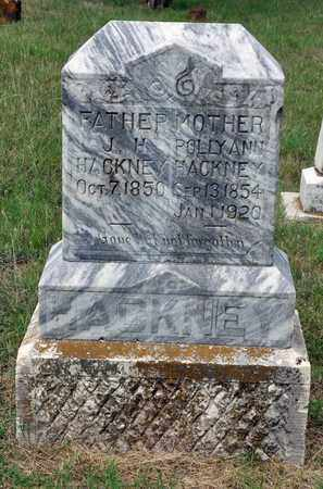 HACKNEY, JAMES H - Tarrant County, Texas   JAMES H HACKNEY - Texas Gravestone Photos