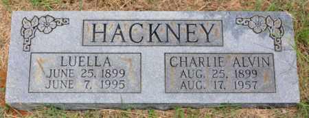 HACKNEY, LUELLA - Tarrant County, Texas | LUELLA HACKNEY - Texas Gravestone Photos