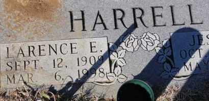 HARRELL, LARENCE E - Tarrant County, Texas | LARENCE E HARRELL - Texas Gravestone Photos