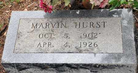 HURST, MARVIN - Tarrant County, Texas | MARVIN HURST - Texas Gravestone Photos