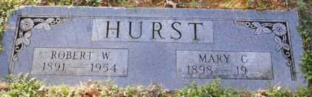 HURST, ROBERT WILLIAM - Tarrant County, Texas | ROBERT WILLIAM HURST - Texas Gravestone Photos