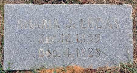 LUCAS, SMARIA JANE - Tarrant County, Texas   SMARIA JANE LUCAS - Texas Gravestone Photos
