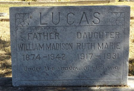 LUCAS, RUTH MARIE - Tarrant County, Texas | RUTH MARIE LUCAS - Texas Gravestone Photos