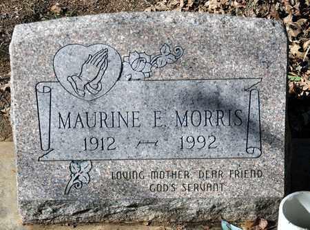 MORRIS, MAURINE ESTELLE - Tarrant County, Texas | MAURINE ESTELLE MORRIS - Texas Gravestone Photos