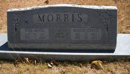 MORRIS, ROSA AGNES - Tarrant County, Texas | ROSA AGNES MORRIS - Texas Gravestone Photos