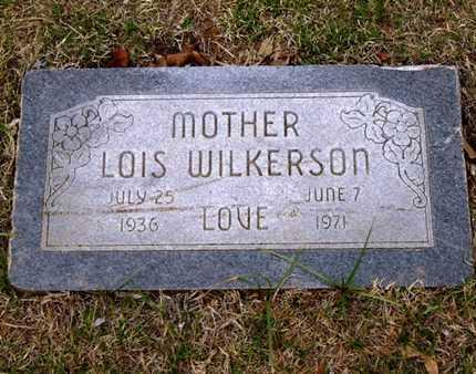 EDMONDS WILDERSON, MATTIE LOIS - Tarrant County, Texas | MATTIE LOIS EDMONDS WILDERSON - Texas Gravestone Photos