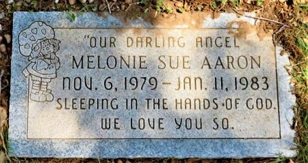 AARON, MELONIE SUE - Taylor County, Texas | MELONIE SUE AARON - Texas Gravestone Photos