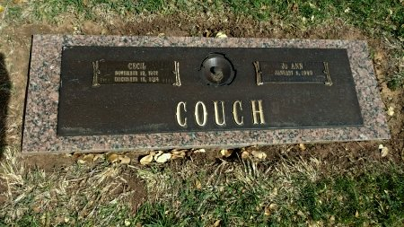 COUCH (VETERAN WWII), HAROLD CECIL - Taylor County, Texas | HAROLD CECIL COUCH (VETERAN WWII) - Texas Gravestone Photos
