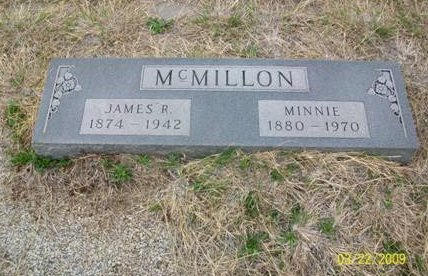 MCMILLON, JAMES R. - Taylor County, Texas | JAMES R. MCMILLON - Texas Gravestone Photos
