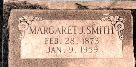 SMITH, MARGARET J. - Taylor County, Texas | MARGARET J. SMITH - Texas Gravestone Photos