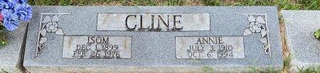 MCCAFFITTY CLINE, ANNIE - Titus County, Texas | ANNIE MCCAFFITTY CLINE - Texas Gravestone Photos