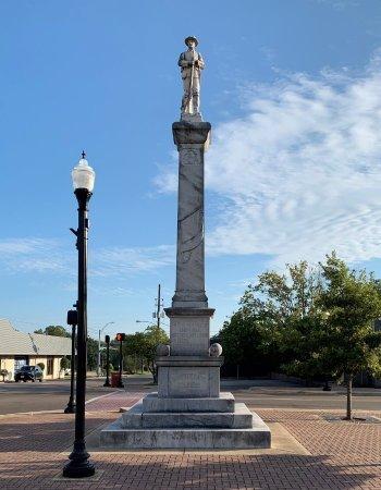 *CONFEDERATE MEMORIAL,  - Titus County, Texas |  *CONFEDERATE MEMORIAL - Texas Gravestone Photos
