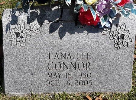CONNOR, LANA LEE - Titus County, Texas | LANA LEE CONNOR - Texas Gravestone Photos