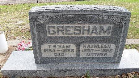 EDWARDS GRESHAM, KATHLEEN - Titus County, Texas | KATHLEEN EDWARDS GRESHAM - Texas Gravestone Photos