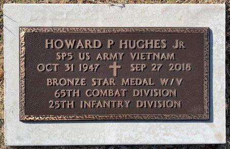 HUGHES,  JR (VETERAN VIET), HOWARD P - Titus County, Texas | HOWARD P HUGHES,  JR (VETERAN VIET) - Texas Gravestone Photos