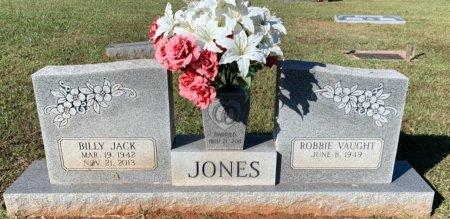 JONES, BILLY JACK - Titus County, Texas   BILLY JACK JONES - Texas Gravestone Photos