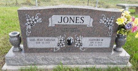 JONES, CLIFFORD M - Titus County, Texas | CLIFFORD M JONES - Texas Gravestone Photos
