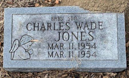JONES, CHARLES WADE - Titus County, Texas | CHARLES WADE JONES - Texas Gravestone Photos