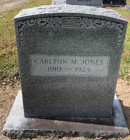JONES, CARLTON M - Titus County, Texas | CARLTON M JONES - Texas Gravestone Photos