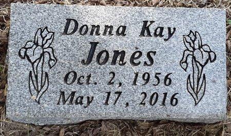JONES, DONNA KAY - Titus County, Texas   DONNA KAY JONES - Texas Gravestone Photos
