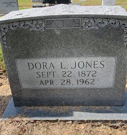 JONES, DORA L - Titus County, Texas | DORA L JONES - Texas Gravestone Photos