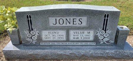 JONES, VELSIE M - Titus County, Texas | VELSIE M JONES - Texas Gravestone Photos
