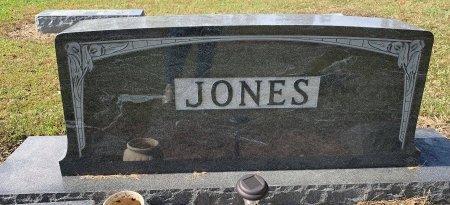 JONES, FAMILY MARKER - Titus County, Texas   FAMILY MARKER JONES - Texas Gravestone Photos