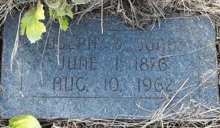JONES, JOSEPH  D - Titus County, Texas | JOSEPH  D JONES - Texas Gravestone Photos