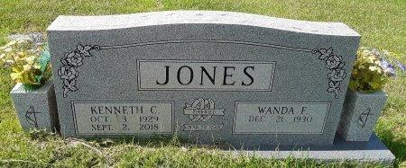 JONES, KENNETH C - Titus County, Texas | KENNETH C JONES - Texas Gravestone Photos