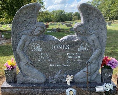 JONES, PATTY ANN - Titus County, Texas | PATTY ANN JONES - Texas Gravestone Photos