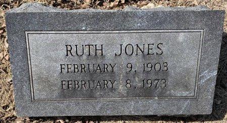 CATO JONES, RUTH - Titus County, Texas | RUTH CATO JONES - Texas Gravestone Photos