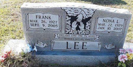 LEE, FRANK - Titus County, Texas | FRANK LEE - Texas Gravestone Photos